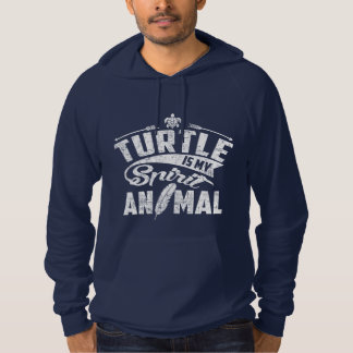 Sudadera La tortuga es mi animal del alcohol