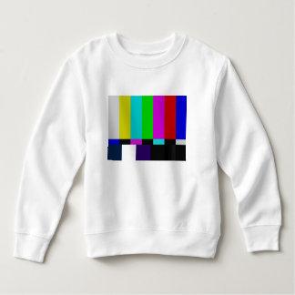 Sudadera La TV barra la prueba del color