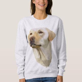 Sudadera Labrador retriever amarillo