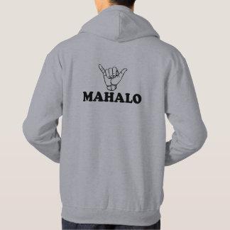"""Sudadera LineA """"Mahalo"""" Shaka"""
