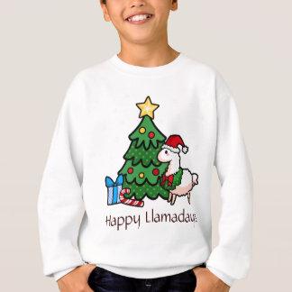 Sudadera Llamadays feliz
