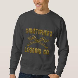 Sudadera Logging Company de Christopher