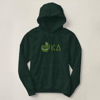 Sudadera Logotipo grande de Lil del delta de Kappa