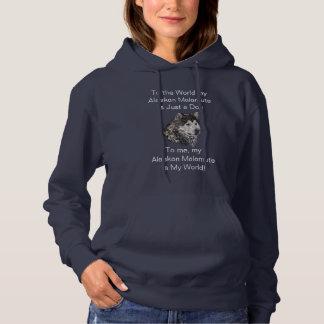 Sudadera Malamute de Alaska