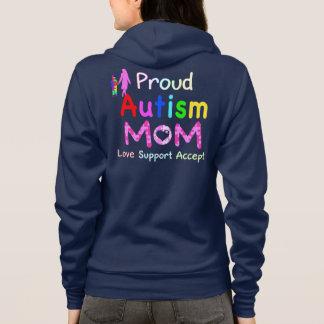 Sudadera Mamá orgullosa del autismo