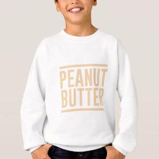 Sudadera Mantequilla de cacahuete