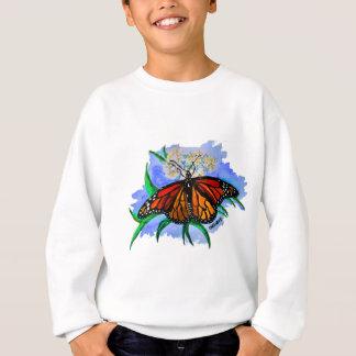 Sudadera Mariposas de monarca
