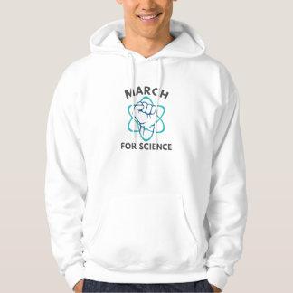 Sudadera Marzo para la ciencia