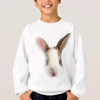 Sudadera Mascota lindo animal del conejo de conejito de