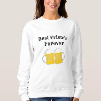 Sudadera Mejores amigos para siempre
