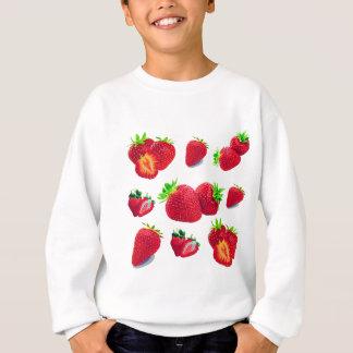 Sudadera Modelo de la fruta de la fresa