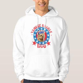 Sudadera Mojón Terrier patriótico