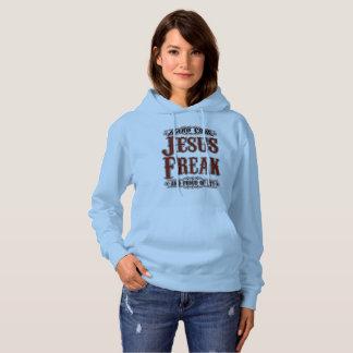 Sudadera Monstruo de Jesús y orgulloso incondicionales de