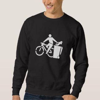 Sudadera Monte una bici no un coche
