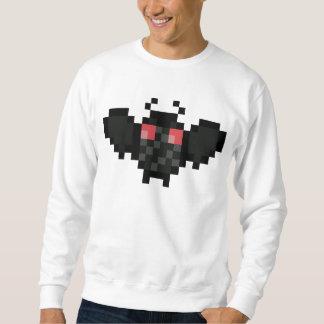 Sudadera mothman del pixel
