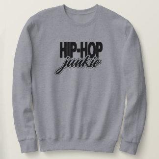 Sudadera Música rap de la era de oro del drogadicto de Hip