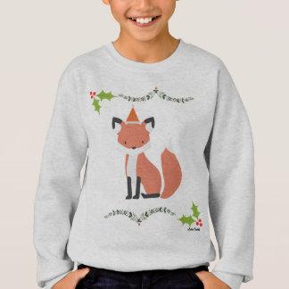Sudadera Navidad de OL embroma el puente del Fox