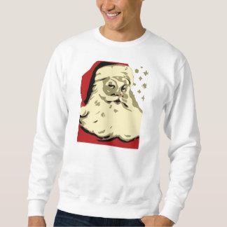 Sudadera Navidad de Santa/sudadera gráfica para hombre del