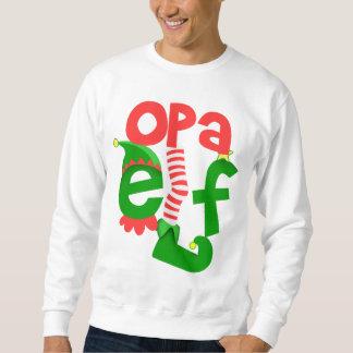 Sudadera Navidad del duende de Opa