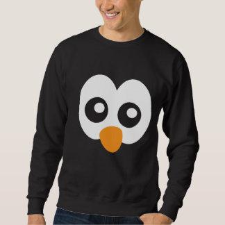 Sudadera Navidad feo del pingüino