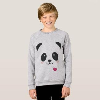 Sudadera niño de la panda