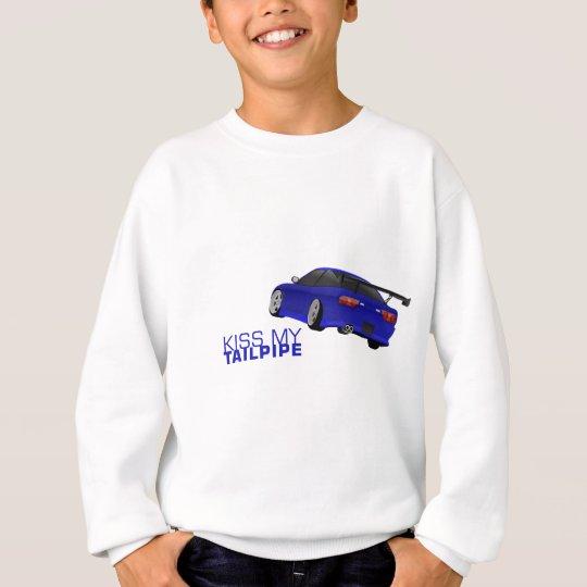 Sudadera Nissan s13 (180sx/200sx/240sx) - azul