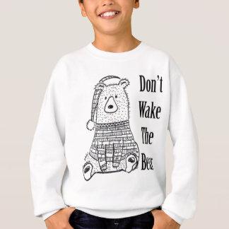 Sudadera No despierte el oso