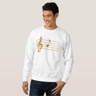 Sudadera Nota musical