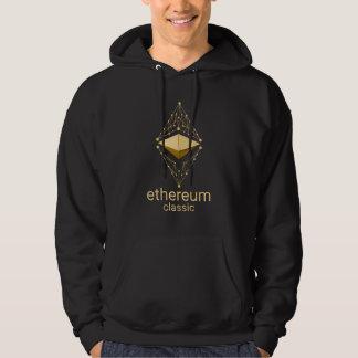 Sudadera Obra clásica de Ethereum hecha del oro