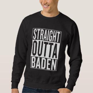 Sudadera outta recto Baden
