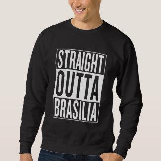 Sudadera outta recto Brasilia