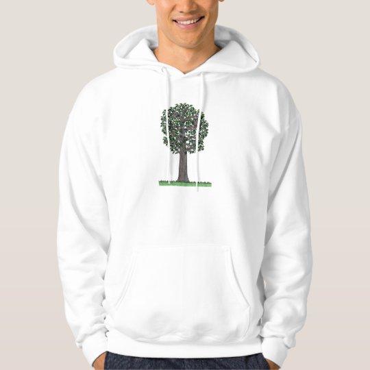 Sudadera owl tree