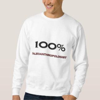 Sudadera Paleoanthropologist del 100 por ciento
