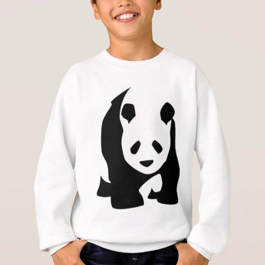 Sudadera Panda gigante
