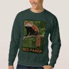 Sudadera Panda roja