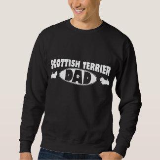 Sudadera Papá de Terrier del escocés