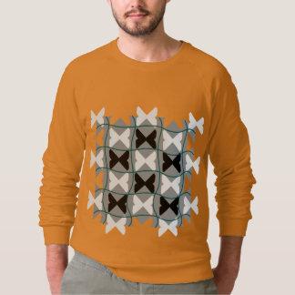 Sudadera Pedia/camiseta del raglán de American Apparel de