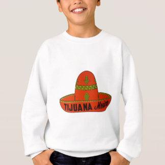 Sudadera Pegatina del viaje de Tijuana