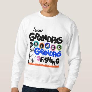 Sudadera Pesca real Go de los abuelos