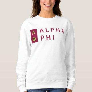 Sudadera Phi alfa el | apilado