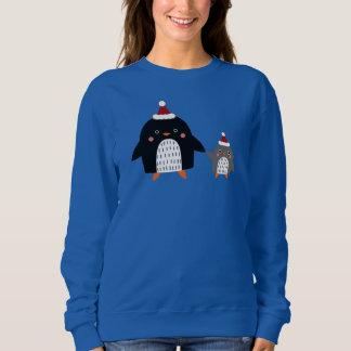 Sudadera Pingüinos hivernales