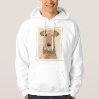 Sudadera Pintura de Airedale Terrier - arte original lindo