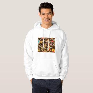 Sudadera Pintura del batik