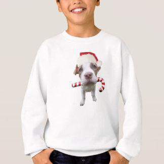 Sudadera Pitbull del navidad - pitbull de santa - perro de