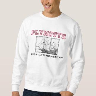 Sudadera Plymouth, mA