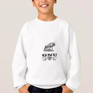 Sudadera poder del gnu