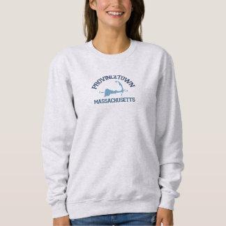 Sudadera Provincetown - bacalao de cabo