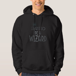 Sudadera Quiero ser mago