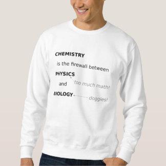 Sudadera Química