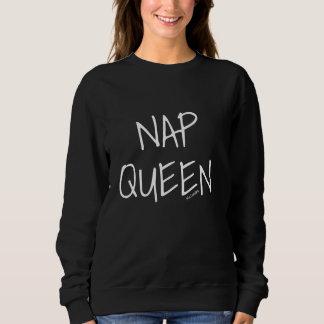 Sudadera Reina de la siesta